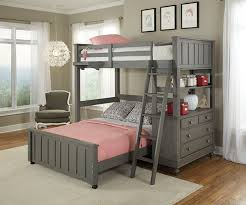 twin size loft bed with desk white u2013 home improvement 2017 best