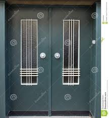 door old architecture home design enter details stock photo