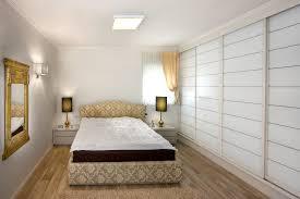 Bedroom Closet Sliding Doors Magnificent Closet Sliding Door Eclectic Bedroom