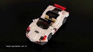 lego lamborghini life size a lego lamborghini within seconds youtube