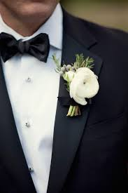 white boutonniere how to match your date s boutonniere to your dress ellie wilde