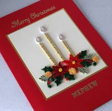 29 best quilled christmas cards images on pinterest quilling