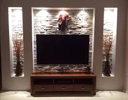steinwand wohnzimmer tv steinwand wohnzimmer fernseher home design