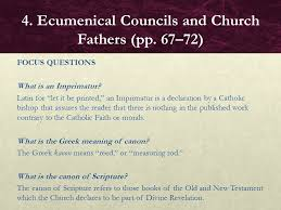 Ecumenical Councils Of The Catholic Church Definition Chapter 2 Persecution Of The Way And Heresies Ppt