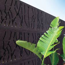 M M Landscaping by Gondwana Design 1200 Mm H X 600 Mm W Panels 90 Privacy