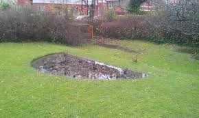 garden drainage system mole group