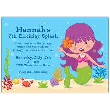 mermaid pool invitations 100 images 40 best birthday