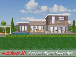 Home Design 3d Ipad Import Architouch 3d Design Home Plans Free Floor Plan Architecture