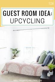 guest bedroom ideas guest room ideas upcycling the confused millennial