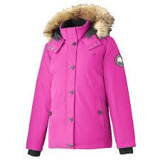 alpinetek women s down er parka coat