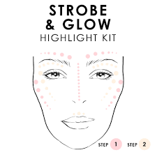 and glow how to strobe in 5 easy steps mua make up academy
