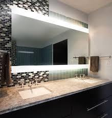 Frameless Bathroom Mirror Large Frameless Bathroom Mirrors Mirrors Interesting Beveled Frameless