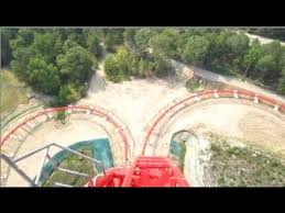 intimidator 305 front seat on ride hd pov kings dominion youtube
