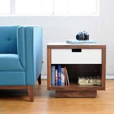 Storage End Table Different Ways To Style An End Table