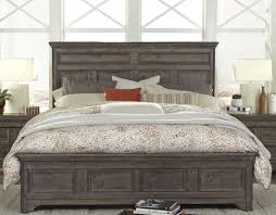 Magnussen Harrison Bedroom Furniture by Shelter Cove Driftwood Panel Bedroom Set From Magnussen Home