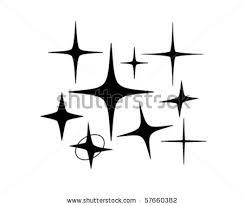Starburst Design Clip Art Retro Stars 5 Retro Clip Art By Retroclipart Via Shutterstock