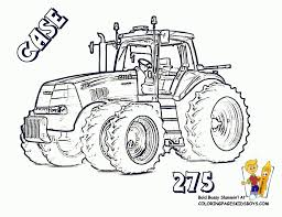 tractor color pages fablesfromthefriends com