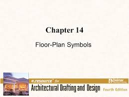 Kitchen Floor Plan Symbols Appliances Chapter 14 Floor Plan Symbols Ppt Video Online Download