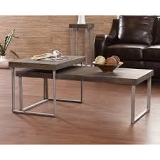 wood nesting coffee table mercana belval black wood nesting accent tables set of 3 free
