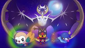 pokémon sun and moon wallpapers wallpaper cave