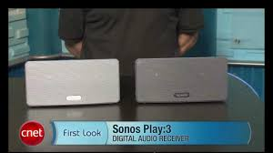 cnet home theater sonos play 3 cnet review youtube