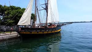 pirate ship cannon blast youtube