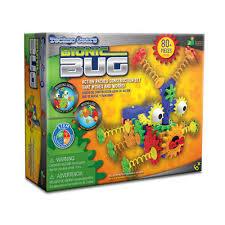 techno gears bionic bug toys