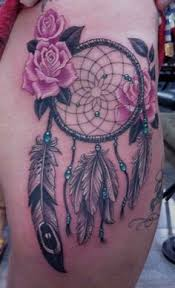 dreamcatcher tattoos american indian tattoos tattoo studio and