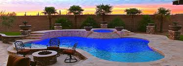 surprise pool design goodyear custom pool builder phoenix az