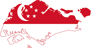 Hong Kong Flag Map Cool Singapore Map Flag Free Wallpapers Picture Anime