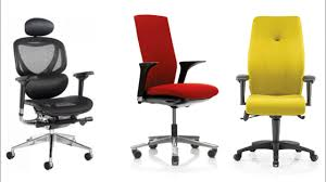 orthopaedic office chairs back designs youtube