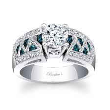 blue diamond wedding rings barkev s blue diamond ring 6620lbdw