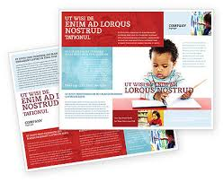 25 kindergarten and daycare brochure templates