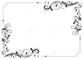 ornamental motifs for the decor illustration royalty free cliparts