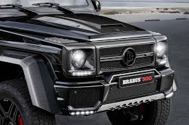 brabus brabus front bumper add ons for g 500 4x4 gwagenparts com