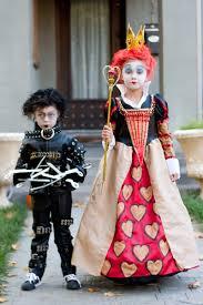 children s costumes halloween tim burton children u0027s costumes edward scissorhands or the red