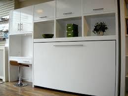 Ikea Laminate Flooring Uk White Wooden Murphy Bed Having White Wooden Racks And Storage Also