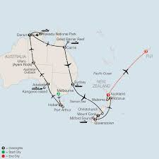 Fiji World Map by Fiji Escorted Vacations Guided Tour Packages Globus