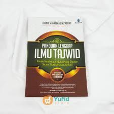 buku panduan be buku panduan lengkap ilmu tajwid taqiya toko muslim online