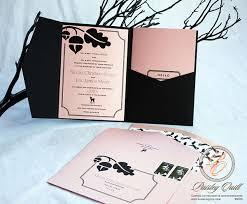 woodland themed wedding invitations invitation crush