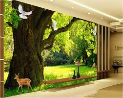 custom mural photo 3d room wallpaper scenic forest animal home custom mural photo 3d room wallpaper scenic forest animal home decoration painting picture 3d wall murals wallpaper for wall 3 d in wallpapers from home