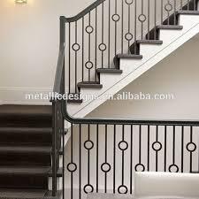 Decorative Iron Railing Panels Indoor Wrought Iron Railings Interior Metal Railings Photo