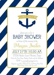 Words For Bridal Shower Invitation Nautical Bridal Shower Invitations Nautical Themed Bridal Shower