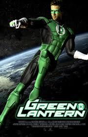 Siêu Nhân Xanh Green Lantern