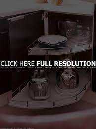 blind corner cabinet pull out shelf best home furniture decoration