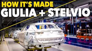 bentley motors factory tour experience alfa romeo giulia alfa stelvio car factory how it u0027s made