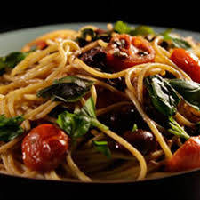 pasta with tomatoes anchovy and chillies recipe chef gordon