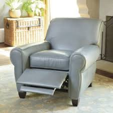Grey Leather Recliner Leather Recliner Recliner Living Rooms And Room