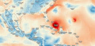 Dark Sky Map 7 Innovations Since The Last Time A Major Hurricane Made Landfall