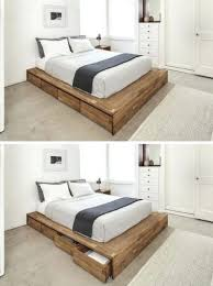 Box Bed Frame With Drawers T4taharihome Page 7 Box Bed Frame With Drawers Plywood Bed Frame
